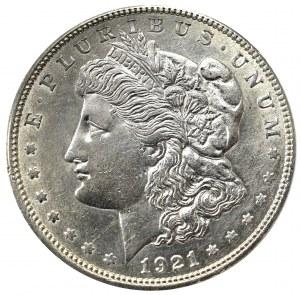 USA, Morgan dollar 1921 D