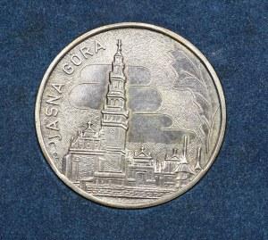 PRL, Medal Jan Paweł II Jasna Góra, Srebro Poznań