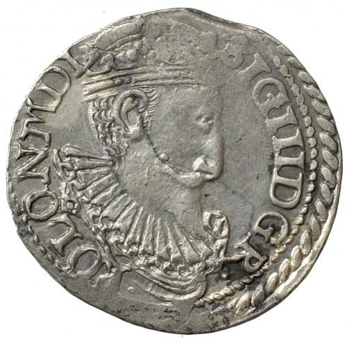 Sigismund III, 3 groschen 1597, Olcusia