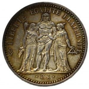 Francja, 10 franków 1967