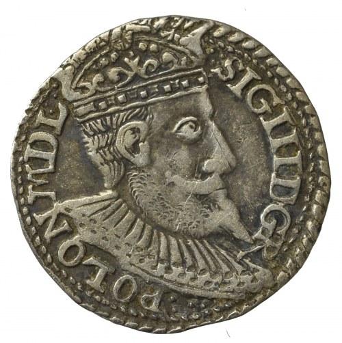 Sigismund III, 3 groschen 1598, Olcusia