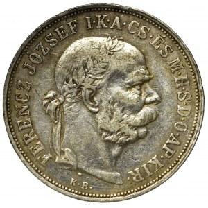 Węgry, Franciszek Józef, 5 koron 1900