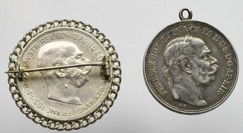 Austria-Hungary, pendant