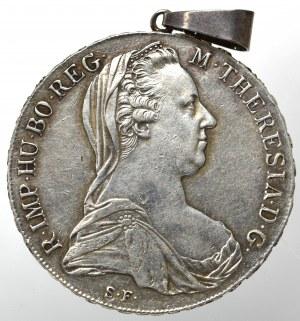 Austria-Hungary, Marie Theresia, Thaler 1780