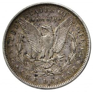 USA, 1 dolar 1891