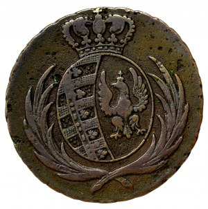 Księstwo Warszawskie, 3 grosze 1814