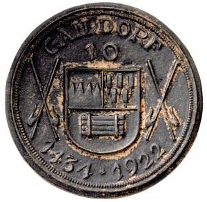 Niemcy, 10 marek 1922 - Gaildorf 1562