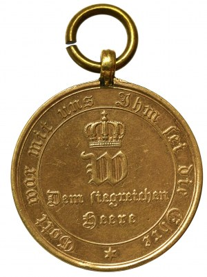 Germany, Medal for the Franco-Prussian War