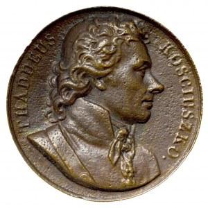 Poland, Medal Tadeus Kosciuszko 1818