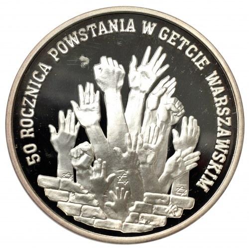 III RP, 300.000 złotych 1993 Powstanie
