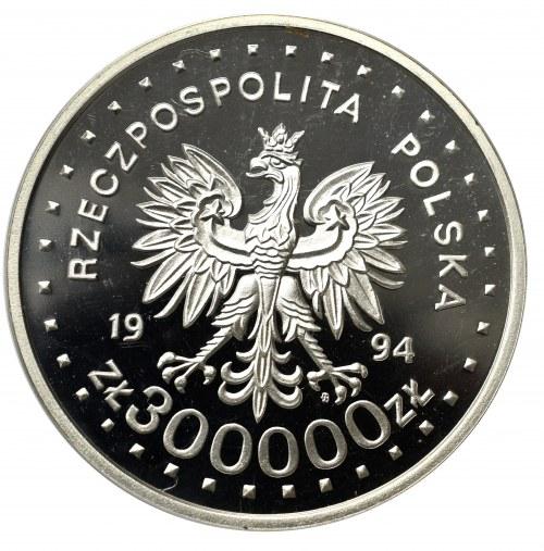 III RP, 300.000 złotych 1994 Powstanie