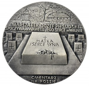 III RP po 1989, 1991, Warszawa, Matka i Serce Syna