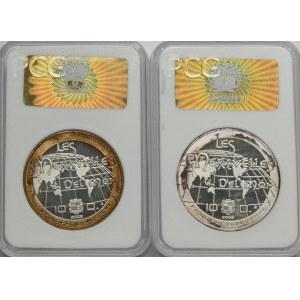 Angola, set coins