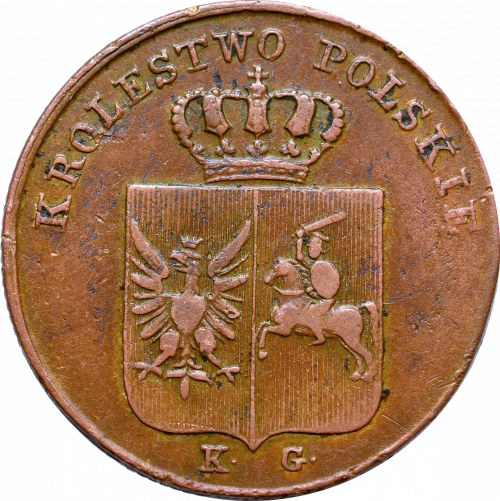 November Uprising, 3 groschen 1831