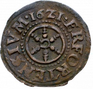 Niemcy, Erfurt, 12 szerfów 1621