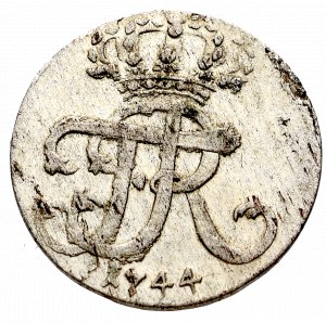 Niemcy, Fryderyk II, 1/48 talara 1744