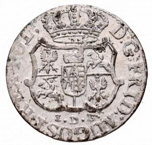 August III Sas, 1/24 talara 1757, Drezno
