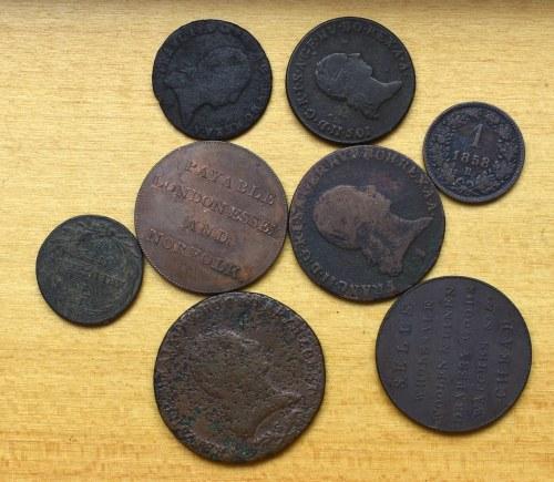 Austria, zestaw monet