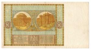 II RP, 50 złotych 1929