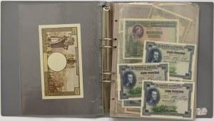 Zestaw banknotów świata