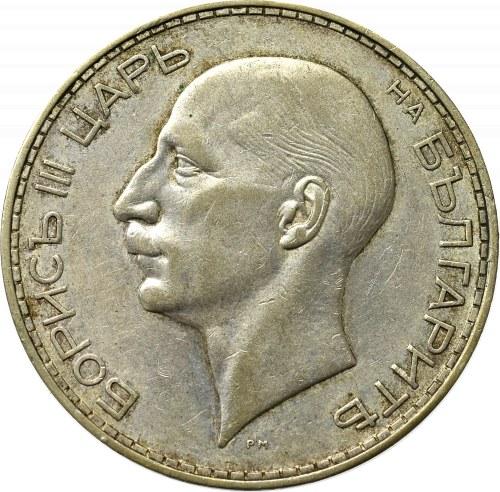 Bułgaria, 100 lewa 1937