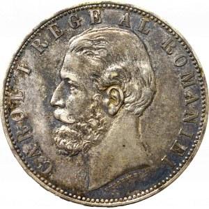 Rumunia, 5 Lei 1883