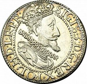 Zygmunt III Waza, Ort 1614, Gdańsk - WYŚMIENITY