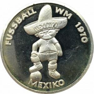 Niemcy, Medal Mundial Meksyk '70