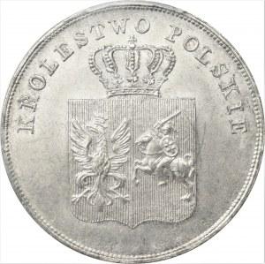 Powstanie Listopadowe, 5 złotych 1831 - PCGS MS64