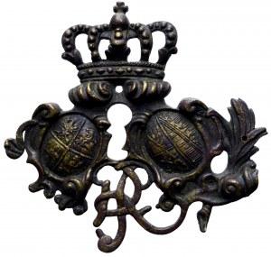 Poland/Saxony, Friedrich August I, Applique