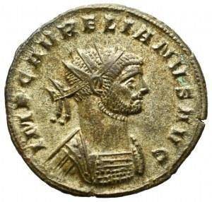 Cesarstwo Rzymskie, Aurelian, Antoninian Siscia