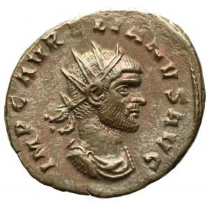 Roman Empire, Aurelian, Antoninian Siscia - ex Dattari