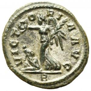 Cesarstwo Rzymskie, Aurelian, Denar Rzym - rzadkość