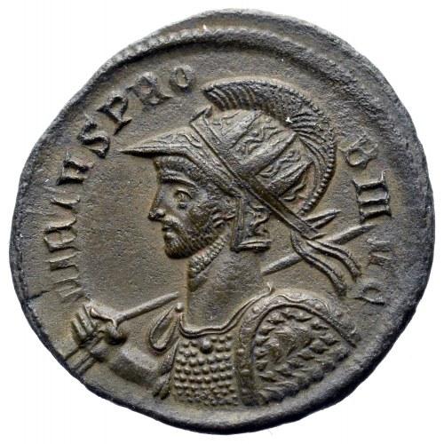 Roman Empire, Probus, Antoninian Ticinum - very rare reverse Hercule