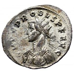 Roman Empire, Probus, Antoninian Ticinum - rare bust