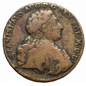 Stanislaus Augustus, 3 groschen 1766 g