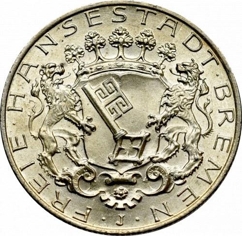 Germany, Bremen, 2 mark 1904