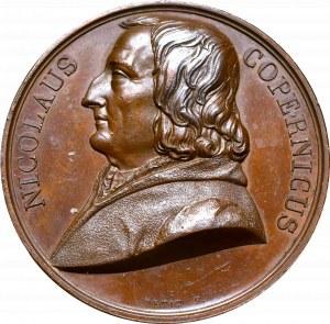 Poland, Medal Nikolaus Copernicus 1818