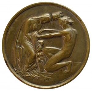 Polska, Medal 50 rocznica Powstania Styczniowego 1913, Jastrzębowski Kraków