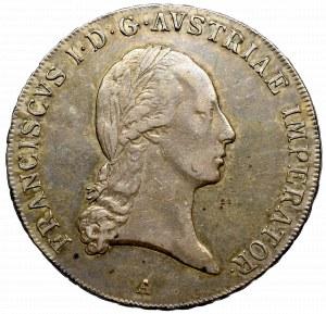 Austria, Franz I, Thaler 1823 A, Vienna