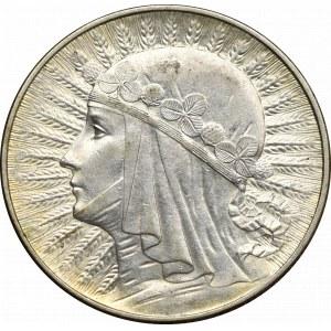 II Republic of Poland, 5 zloty 1934 Polonia