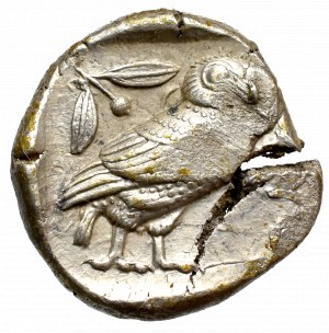 Greece, Athens, Tetradrachm - Owl