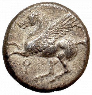 Greece, Akarnania, Stater Thyrreion (350-250 BC)