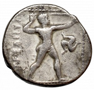 Greece, Pamphylia, Stater Aspendos (400-370 BC)