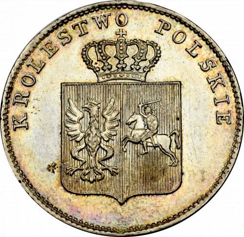 Powstanie Listopadowe, 2 złote 1831 - NAJRZADSZY WARIANT