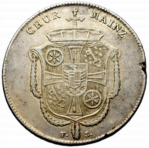 Germany, Archbishopic of Mainz, Thaler 1794