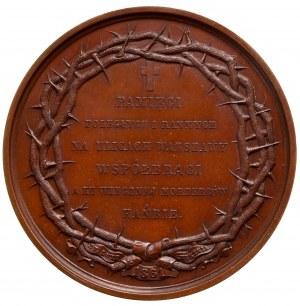 Polska, Medal Poległym manifestantom-patriotom 1861 r. - wyśmienity