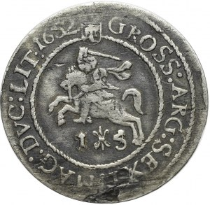 Jan II Kazimierz, Szóstak 1652, Wilno