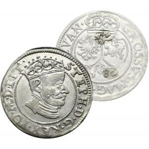 Stephan Bathory, Groschen 1580, Vilnius - very rare