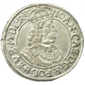John II Casimir, 18 groschen 1662, Thorn